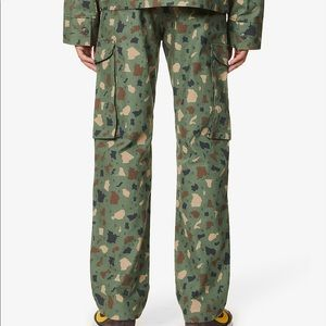DAILY PAPER Recamo regular-fit cargo trousers NEW